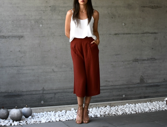 red culottes 2