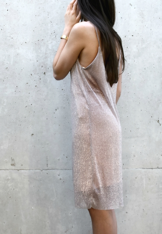 slip dress back