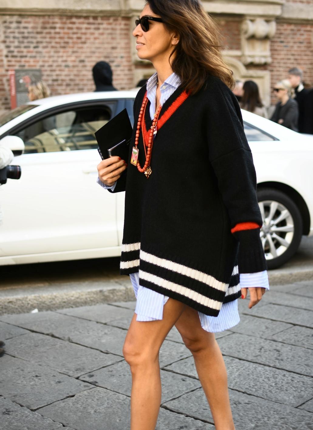 Outfit Milan